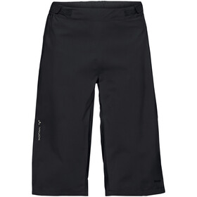 VAUDE Moab Regen Shorts Heren, black